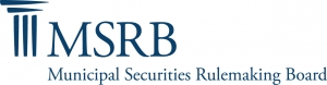 MSRB Municipal Securities Rulemaking Board